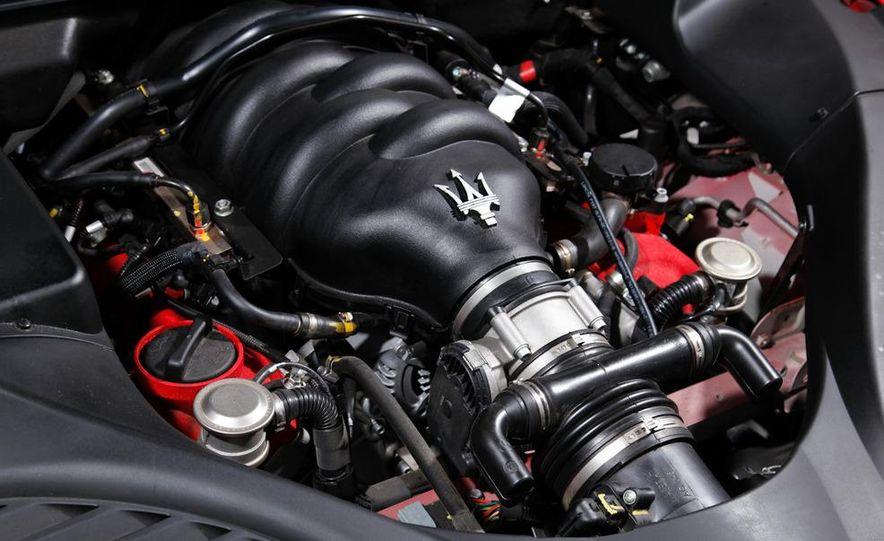 2011 Maserati Quattroporte GT-S Awards Edition - Slide 19