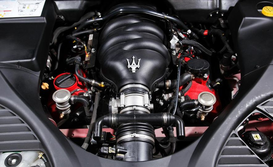 2011 Maserati Quattroporte GT-S Awards Edition - Slide 20
