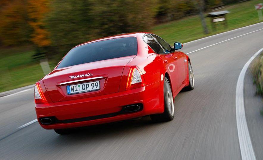 2011 Maserati Quattroporte GT-S Awards Edition - Slide 7