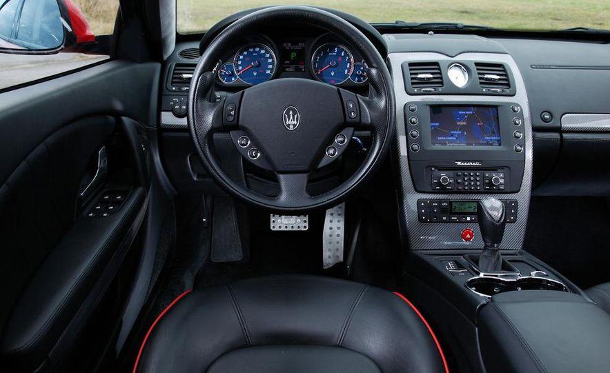 2011 Maserati Quattroporte GT-S Awards Edition - Slide 15