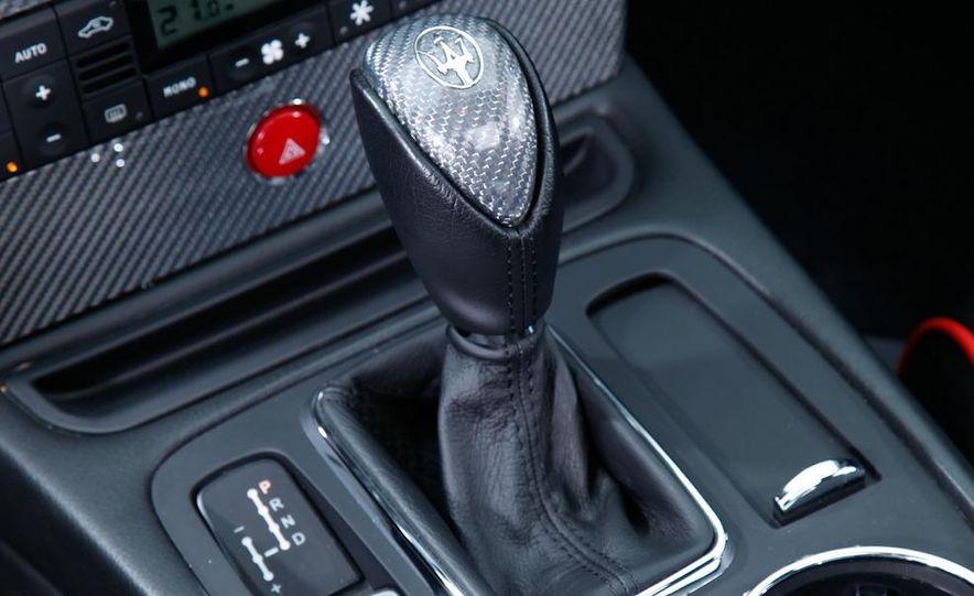2011 Maserati Quattroporte GT-S Awards Edition - Slide 16