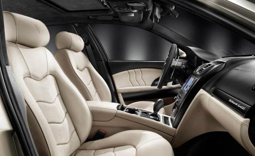 2011 Maserati Quattroporte GT-S Awards Edition - Slide 4