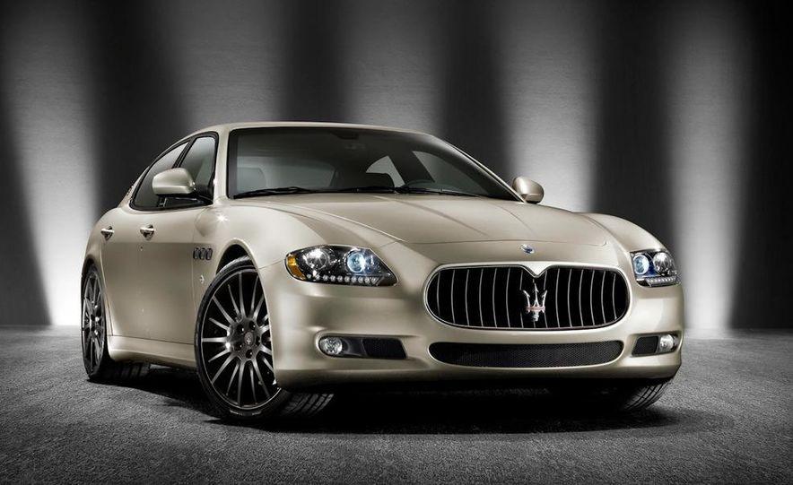 2011 Maserati Quattroporte GT-S Awards Edition - Slide 2