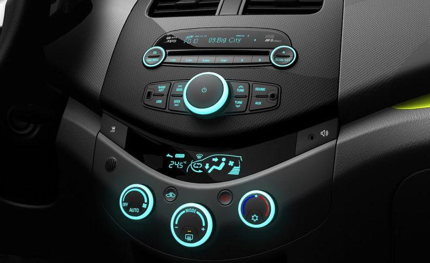 2012 Chevrolet Spark - Slide 59
