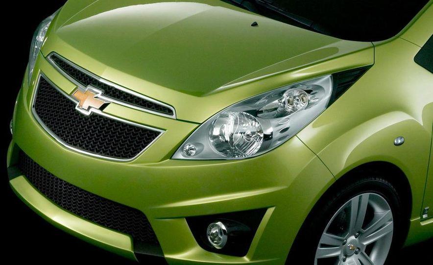2012 Chevrolet Spark - Slide 47