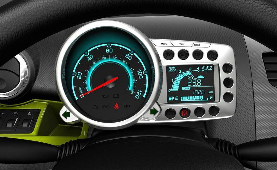 2012 Chevrolet Spark - Slide 56