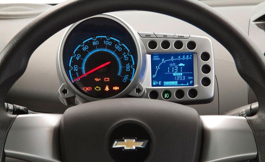 2012 Chevrolet Spark - Slide 61