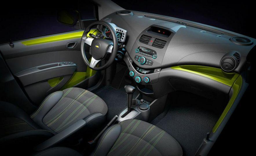 2012 Chevrolet Spark - Slide 50