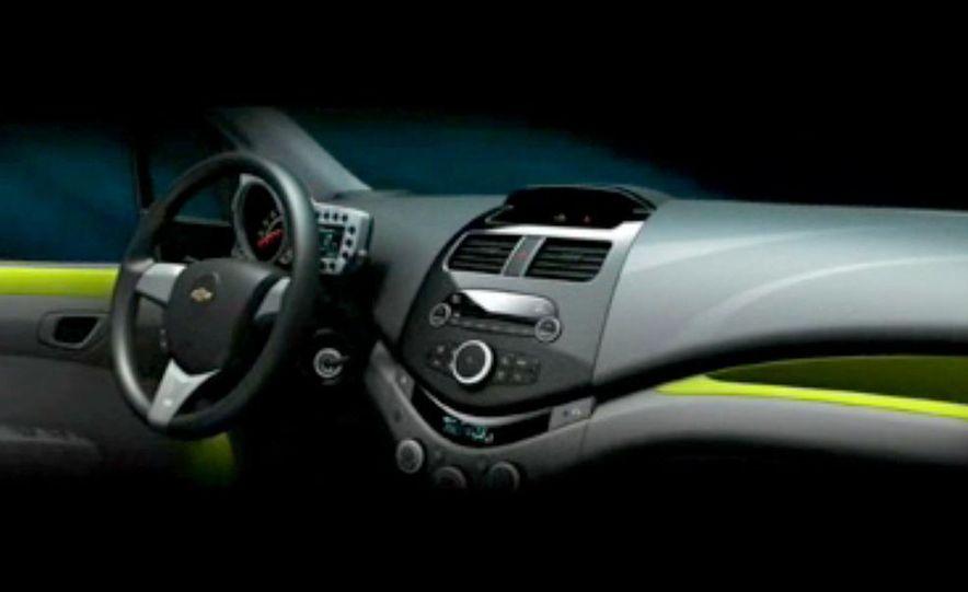 2012 Chevrolet Spark - Slide 52