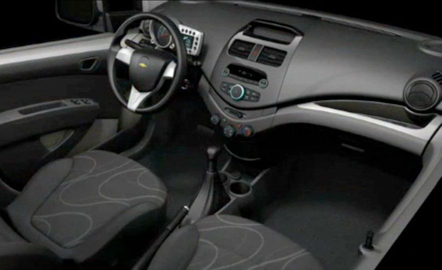 2012 Chevrolet Spark - Slide 54