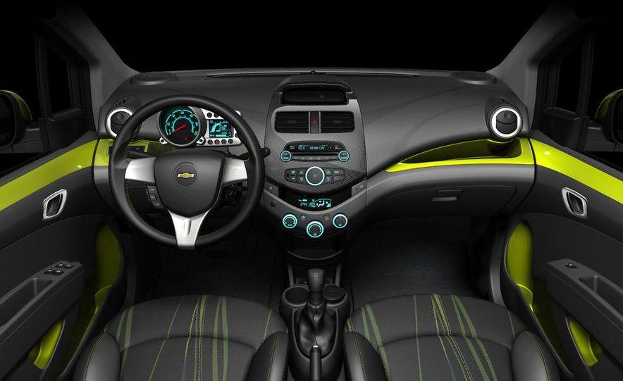 2012 Chevrolet Spark - Slide 60