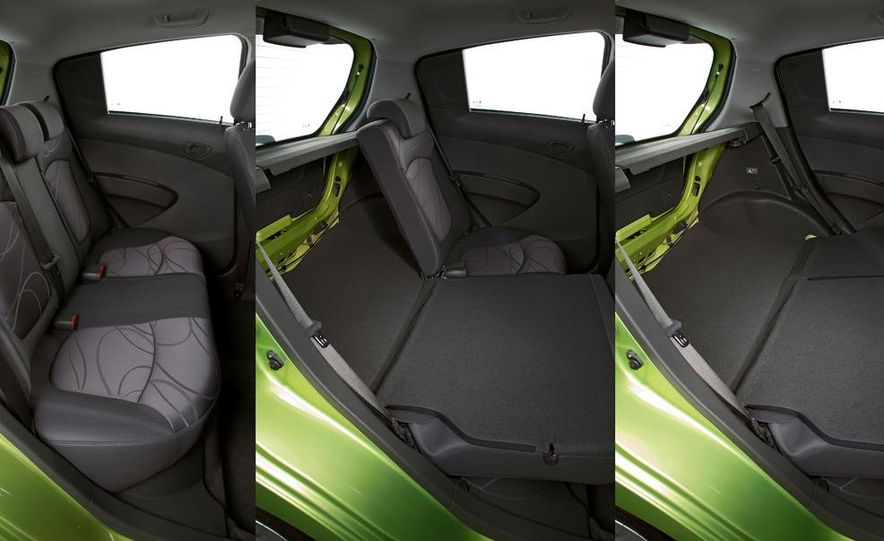 2012 Chevrolet Spark - Slide 62
