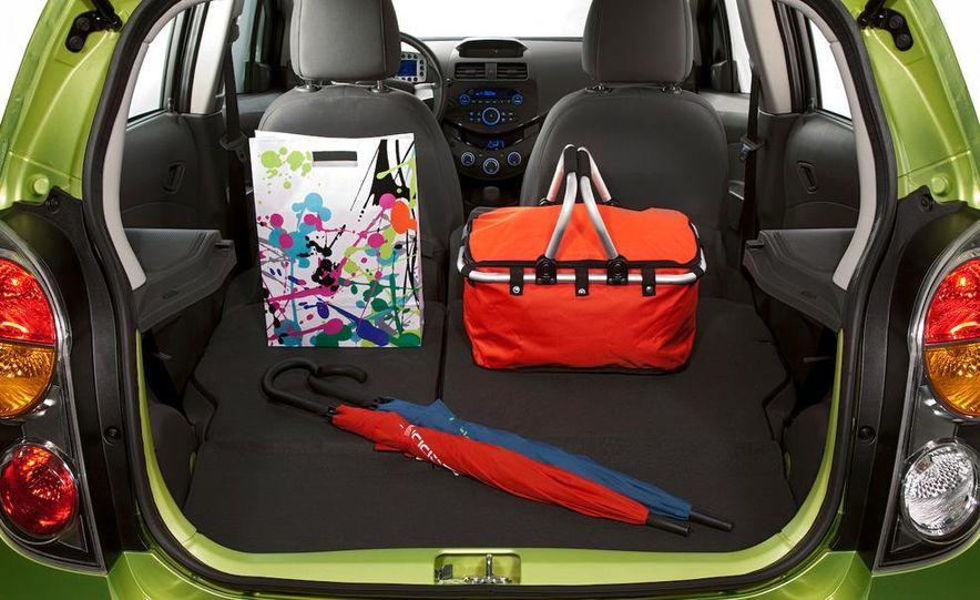 2012 Chevrolet Spark - Slide 64