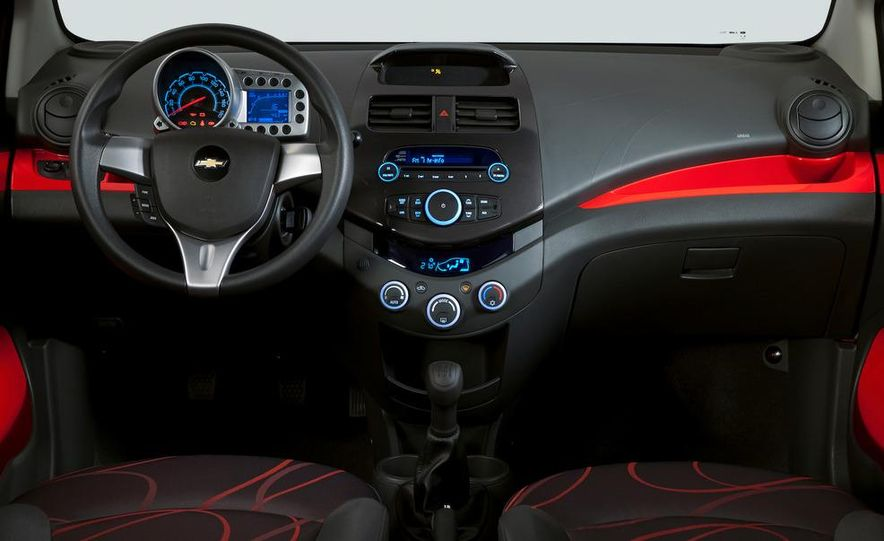 2012 Chevrolet Spark - Slide 65