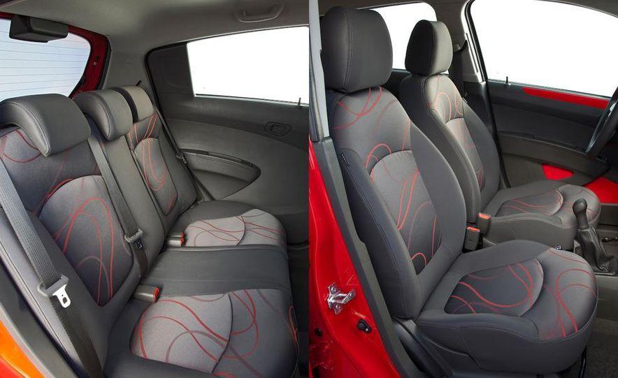 2012 Chevrolet Spark - Slide 72