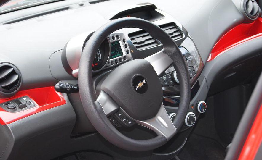 2012 Chevrolet Spark - Slide 7
