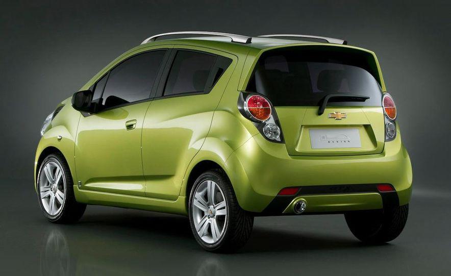 2012 Chevrolet Spark - Slide 48