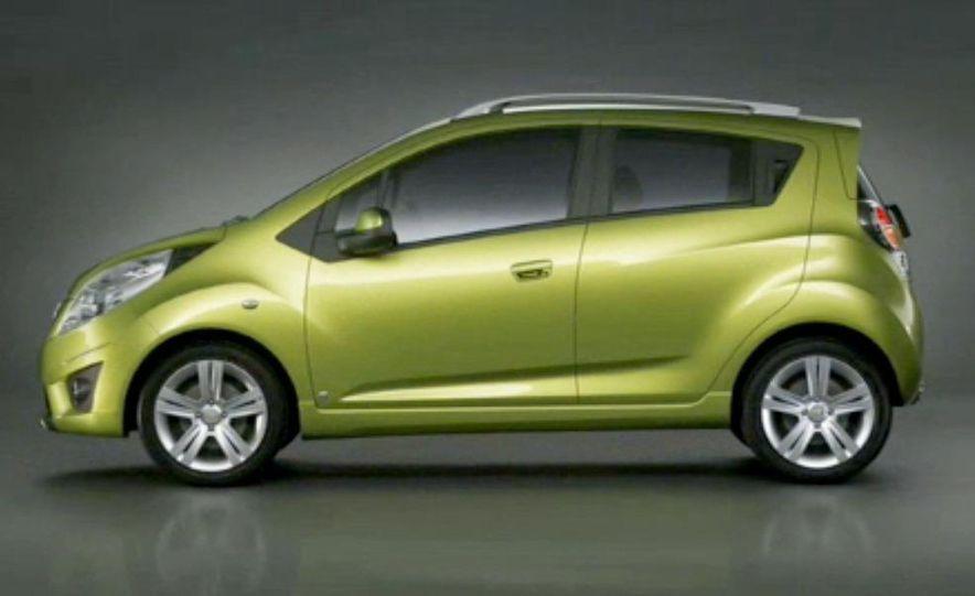 2012 Chevrolet Spark - Slide 51