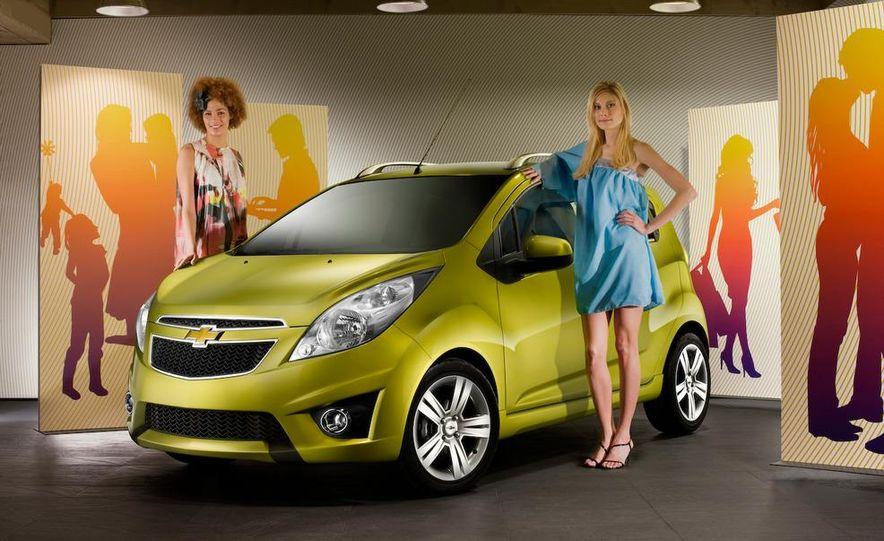 2012 Chevrolet Spark - Slide 36