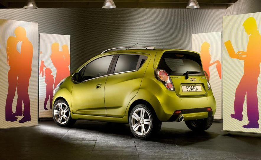 2012 Chevrolet Spark - Slide 37