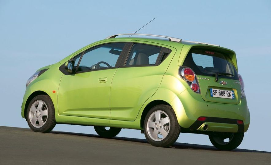 2012 Chevrolet Spark - Slide 30