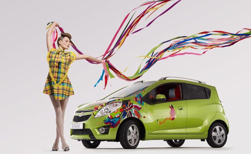 2012 Chevrolet Spark - Slide 42