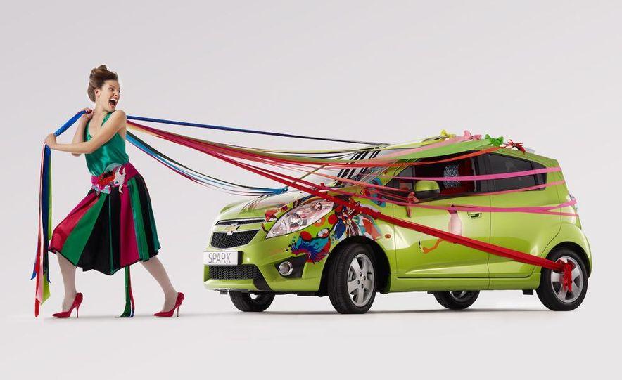 2012 Chevrolet Spark - Slide 43