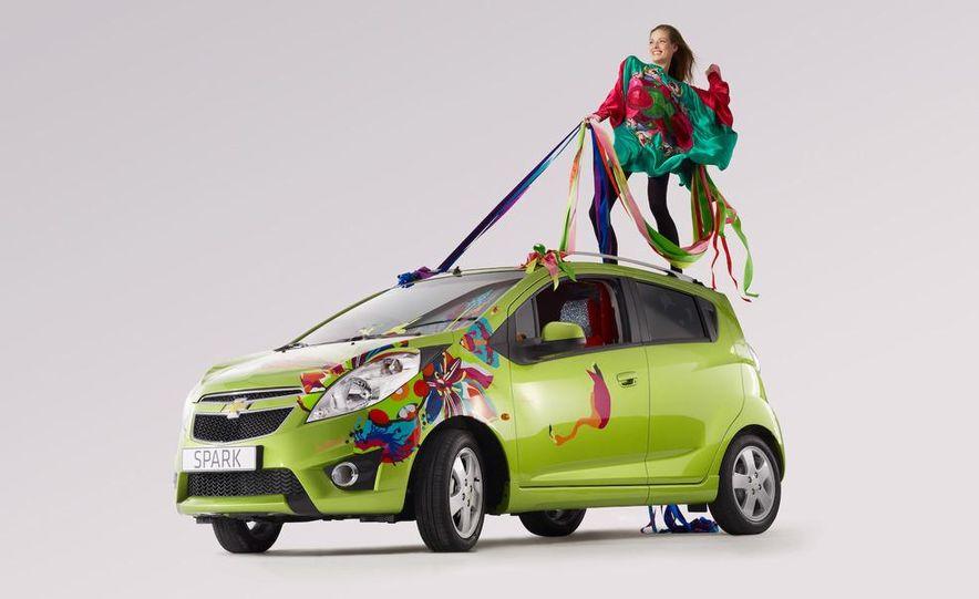 2012 Chevrolet Spark - Slide 44