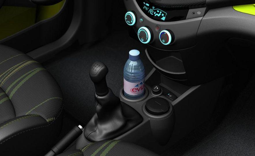 2012 Chevrolet Spark - Slide 58