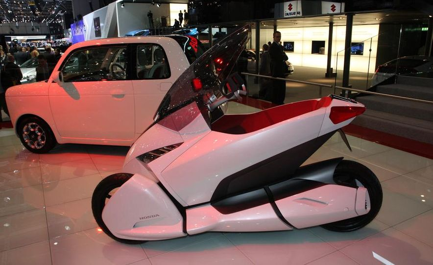 Honda 3R-C and EV-N concepts - Slide 3