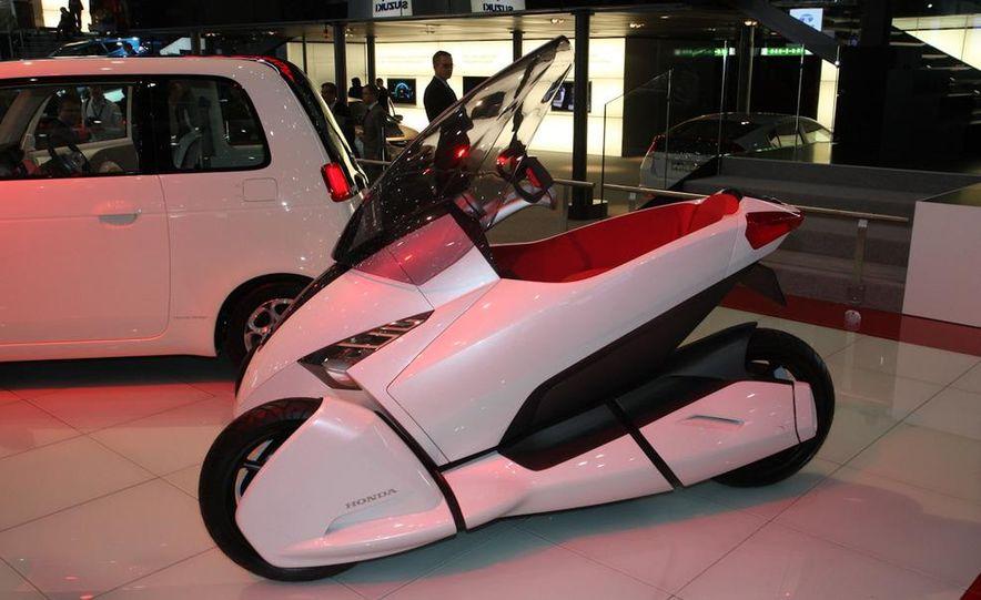 Honda 3R-C and EV-N concepts - Slide 4