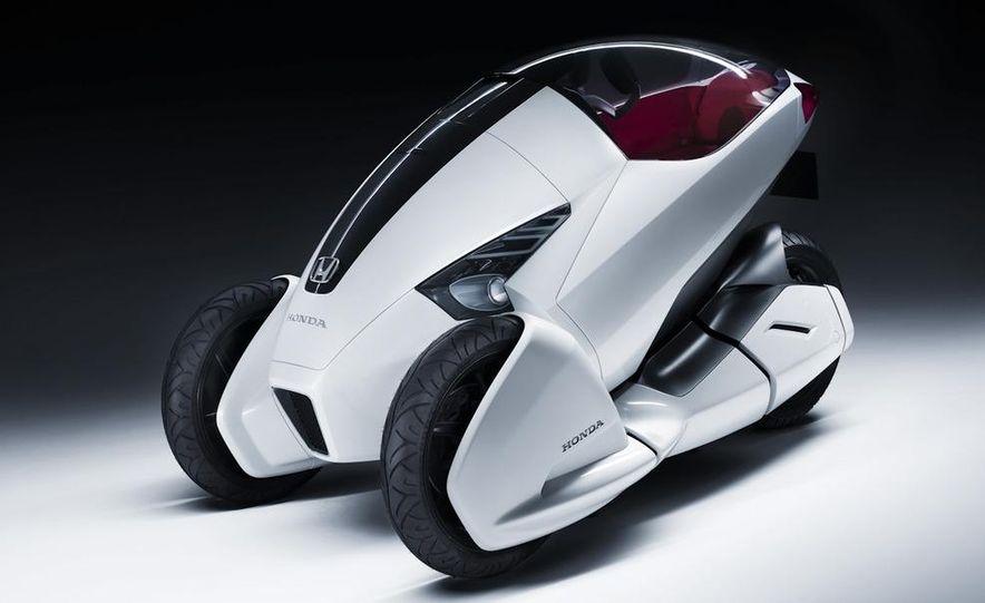 Honda 3R-C and EV-N concepts - Slide 5