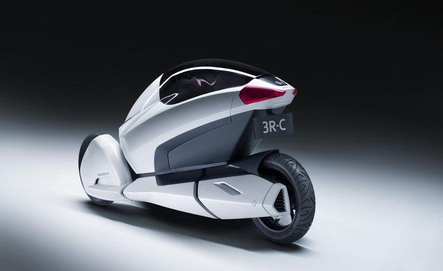 Honda 3R-C and EV-N concepts - Slide 6