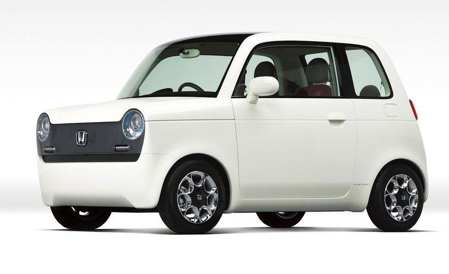 Honda 3R-C and EV-N concepts - Slide 7