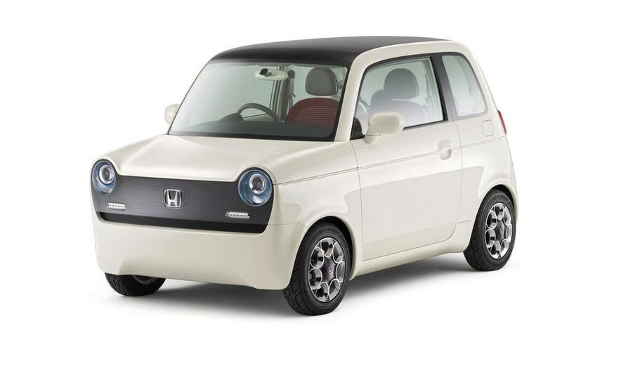 Honda 3R-C and EV-N concepts - Slide 8