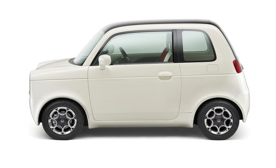 Honda 3R-C and EV-N concepts - Slide 9