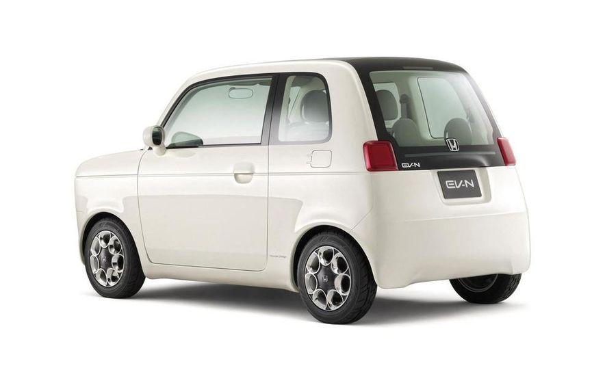 Honda 3R-C and EV-N concepts - Slide 10