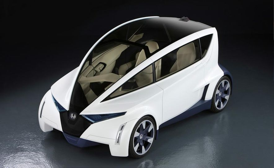 Honda 3R-C and EV-N concepts - Slide 19