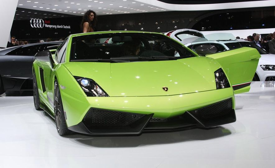 2010 Lamborghini Gallardo LP570-4 Superleggera - Slide 1