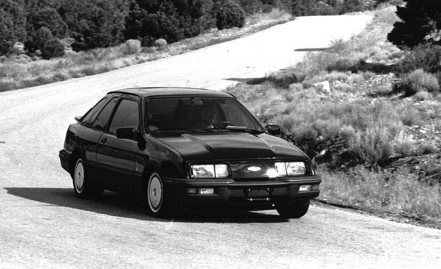 1986 Merkur XR4Ti - Slide 2