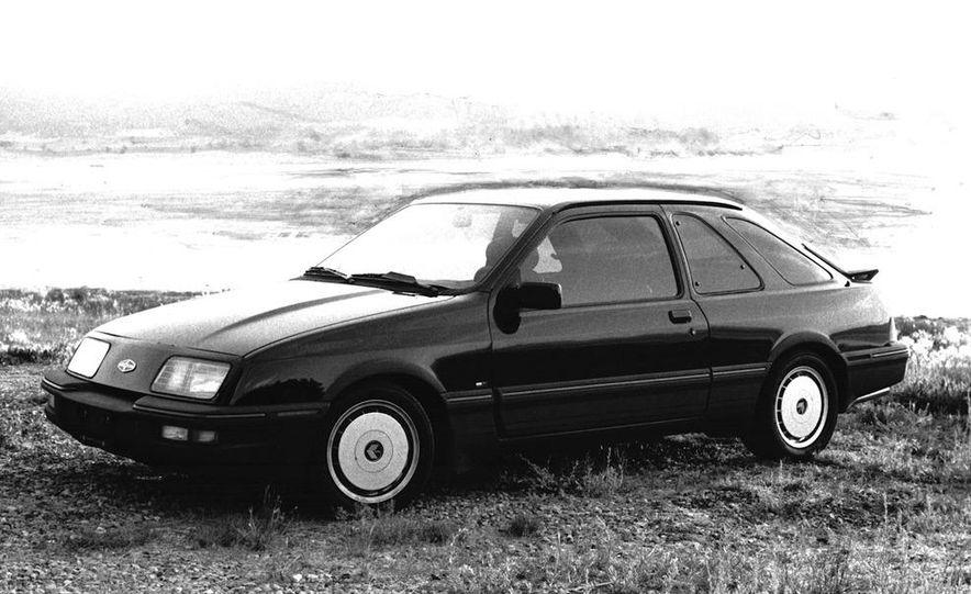 1986 Merkur XR4Ti - Slide 5