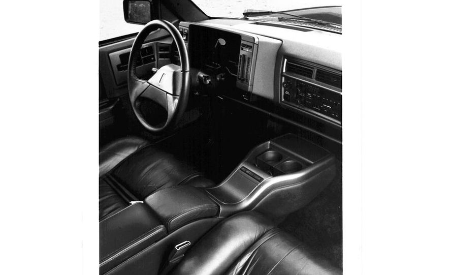 1986 Merkur XR4Ti - Slide 13