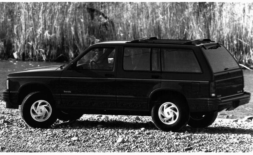 1986 Merkur XR4Ti - Slide 10