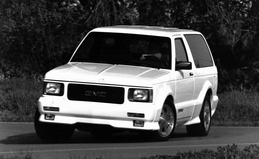 1986 Merkur XR4Ti - Slide 20