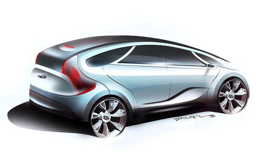 Hyundai i-flow concept - Slide 12