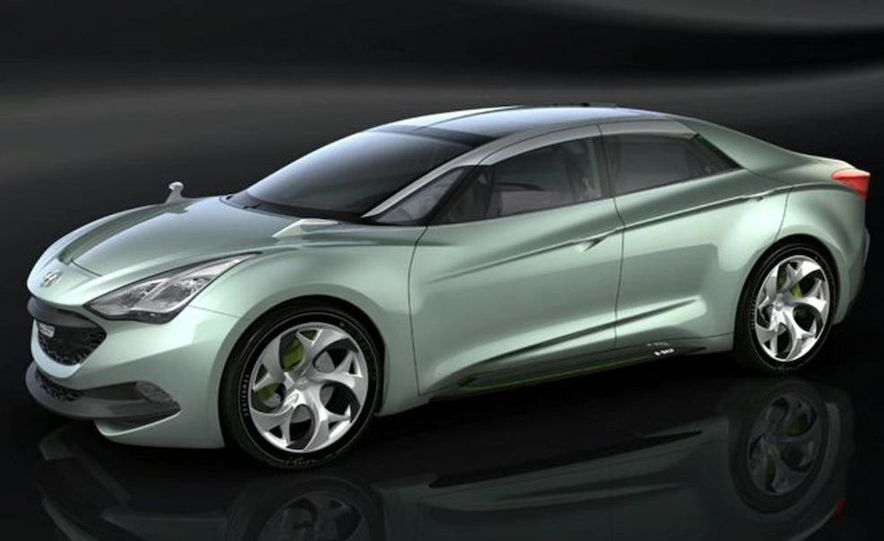 Hyundai i-flow concept - Slide 9
