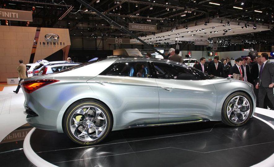 Hyundai i-flow concept - Slide 3