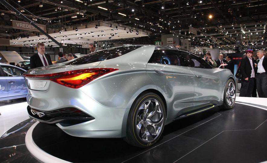 Hyundai i-flow concept - Slide 4