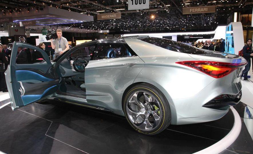 Hyundai i-flow concept - Slide 5