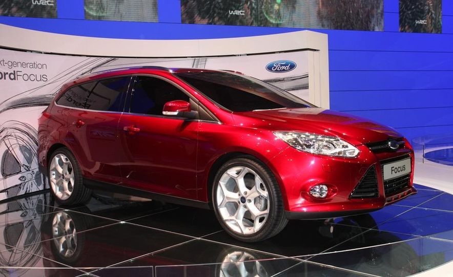 2011 / 2012 Ford Focus wagon (Euro-spec) - Slide 7